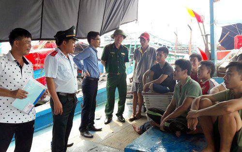 Thanh Hóa:Tăng cường bảo vệ, phát triển nguồn lợi thủy sản Ảnh 2