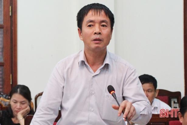 Tỉnh sẽ có chính sách hỗ trợ Can Lộc xây dựng huyện nông thôn mới Ảnh 2