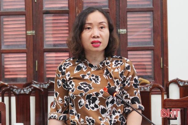 Tỉnh sẽ có chính sách hỗ trợ Can Lộc xây dựng huyện nông thôn mới Ảnh 3