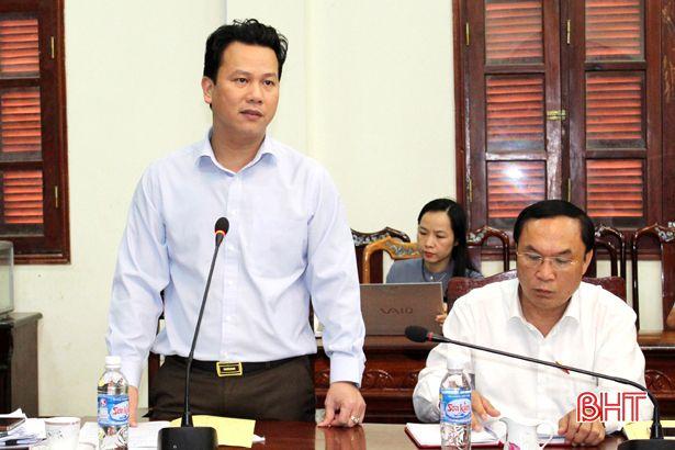 Tỉnh sẽ có chính sách hỗ trợ Can Lộc xây dựng huyện nông thôn mới Ảnh 4