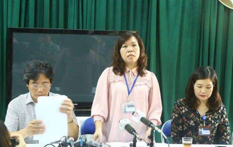 Vụ phạt học sinh 50 cái tát ở Hà Nội: 'Con của lãnh đạo nào thì sai đến đâu chúng tôi cũng xử lý đến đó' Ảnh 1