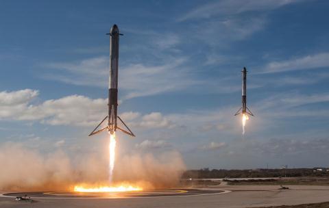 Tên lửa tái sử dụng Nga đủ sức cạnh tranh với Mỹ? Ảnh 1