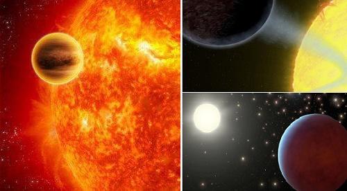 Bí ẩn kỳ lạ về hành tinh đen có thể 'nuốt chửng' ánh sáng Mặt trời Ảnh 1