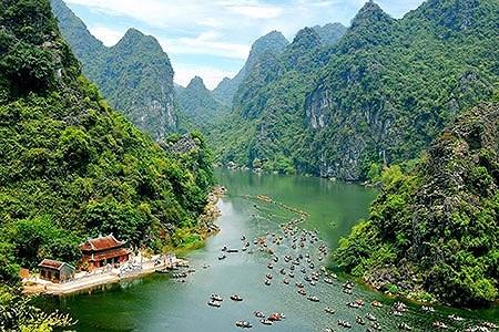 Xuân Trường đề xuất làm Khu du lịch tâm linh 15.000 tỷ ở Chùa Hương Ảnh 1