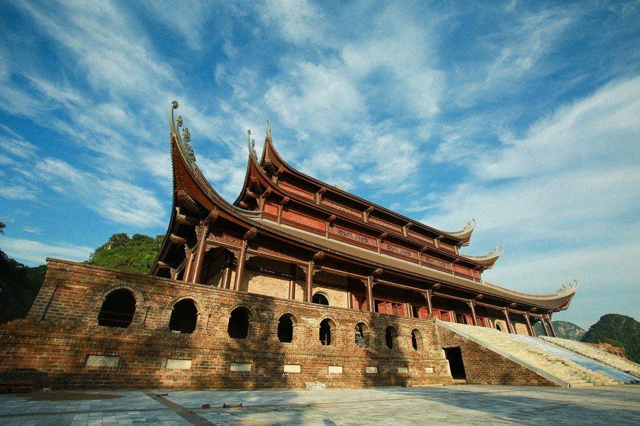 Chùa Tam Chúc có thể sẽ là một trong những ngôi chùa lớn nhất thế giới Ảnh 4