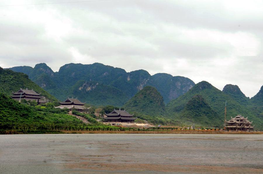 Chùa Tam Chúc có thể sẽ là một trong những ngôi chùa lớn nhất thế giới Ảnh 2