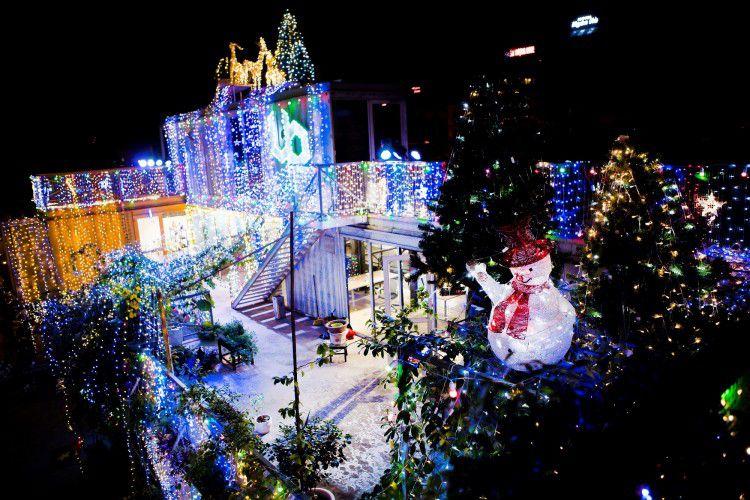 Check - in ngay địa điểm sống ảo mới toanh tại Hà Nội mùa Noel này Ảnh 1