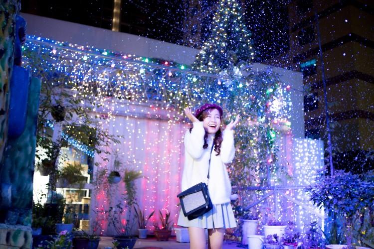 Check - in ngay địa điểm sống ảo mới toanh tại Hà Nội mùa Noel này Ảnh 2