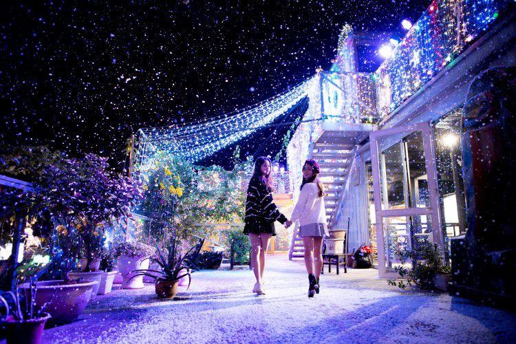 Check - in ngay địa điểm sống ảo mới toanh tại Hà Nội mùa Noel này Ảnh 3