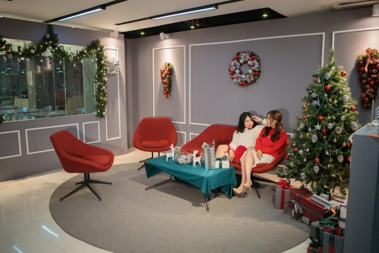 Check - in ngay địa điểm sống ảo mới toanh tại Hà Nội mùa Noel này Ảnh 4