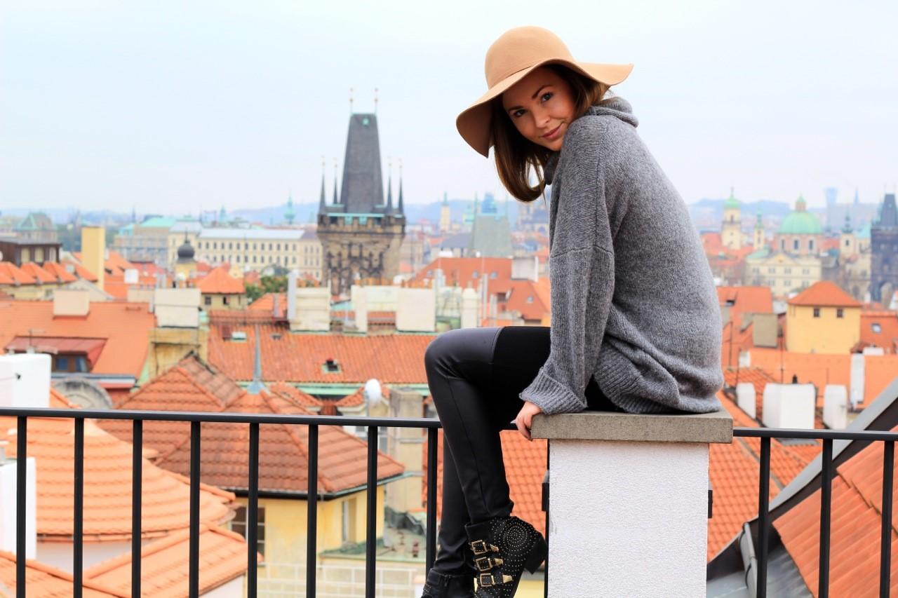 Ngắm hoàng hôn ở Prague - Thành phố đẹp nhất châu Âu Ảnh 5