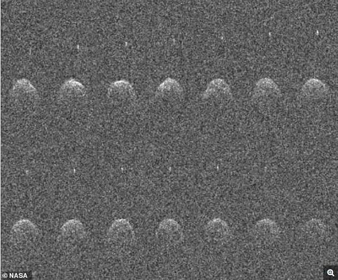 NASA bắn phá tiểu hành tinh mặt trăng, bảo vệ trái đất Ảnh 4