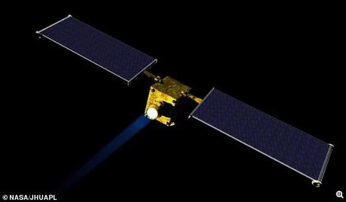 NASA bắn phá tiểu hành tinh mặt trăng, bảo vệ trái đất Ảnh 2