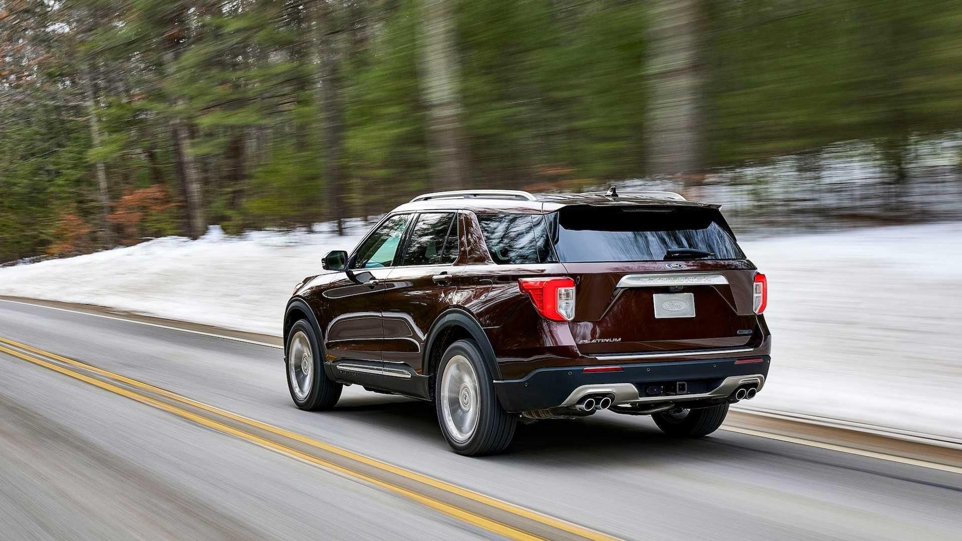 Ford Explorer 2020 lột xác hoàn toàn, giá từ 33.000 USD Ảnh 3