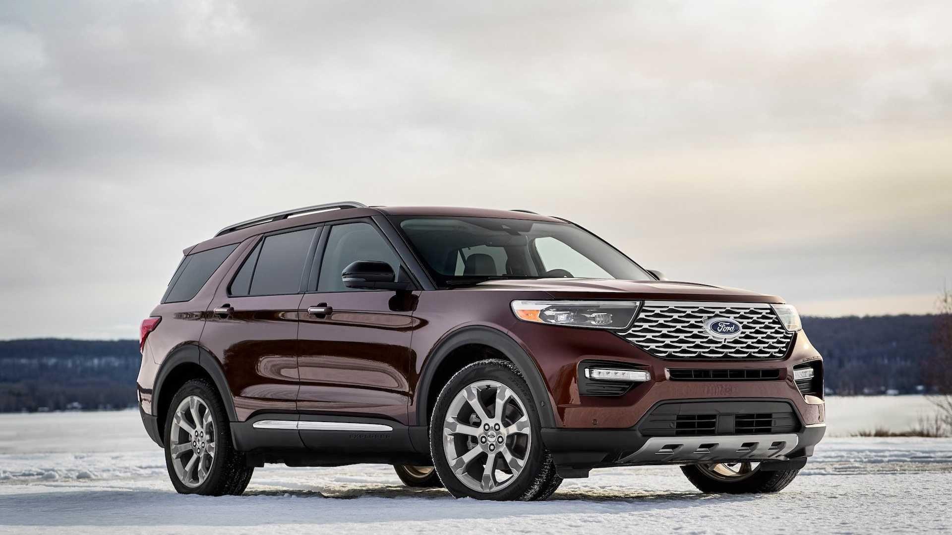 Ford Explorer 2020 lột xác hoàn toàn, giá từ 33.000 USD Ảnh 14