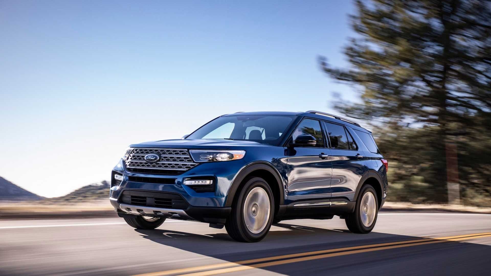 Ford Explorer 2020 lột xác hoàn toàn, giá từ 33.000 USD Ảnh 1