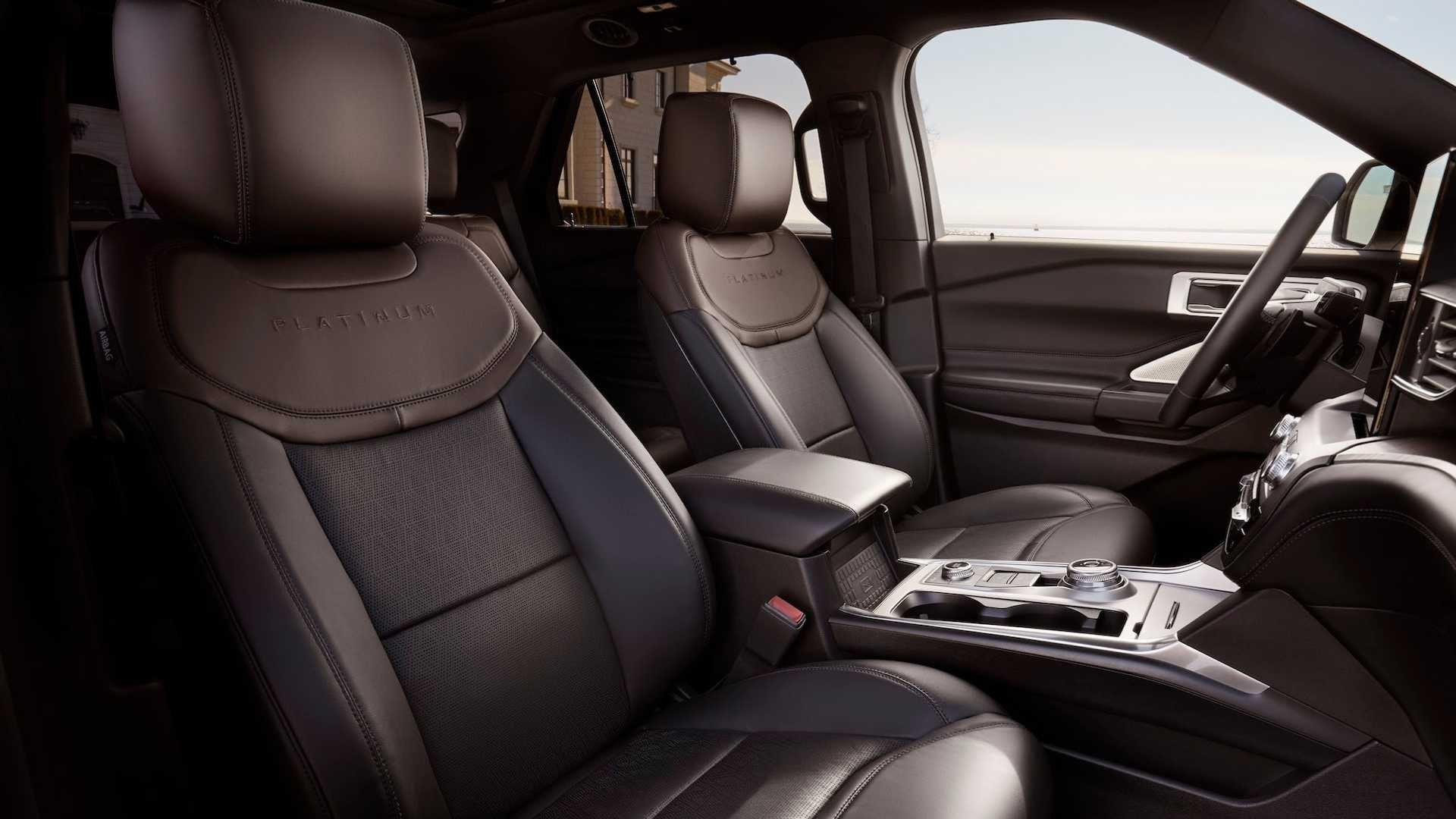Ford Explorer 2020 lột xác hoàn toàn, giá từ 33.000 USD Ảnh 13