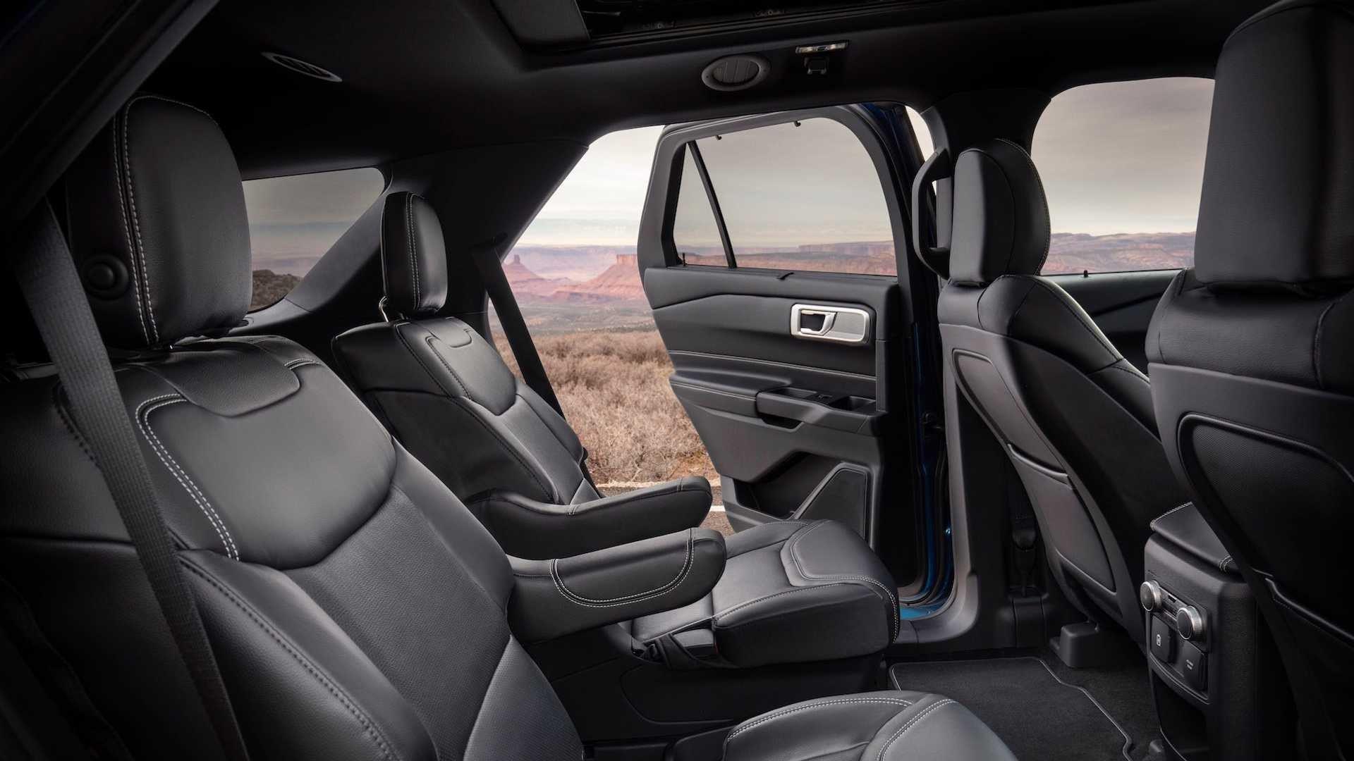 Ford Explorer 2020 lột xác hoàn toàn, giá từ 33.000 USD Ảnh 6