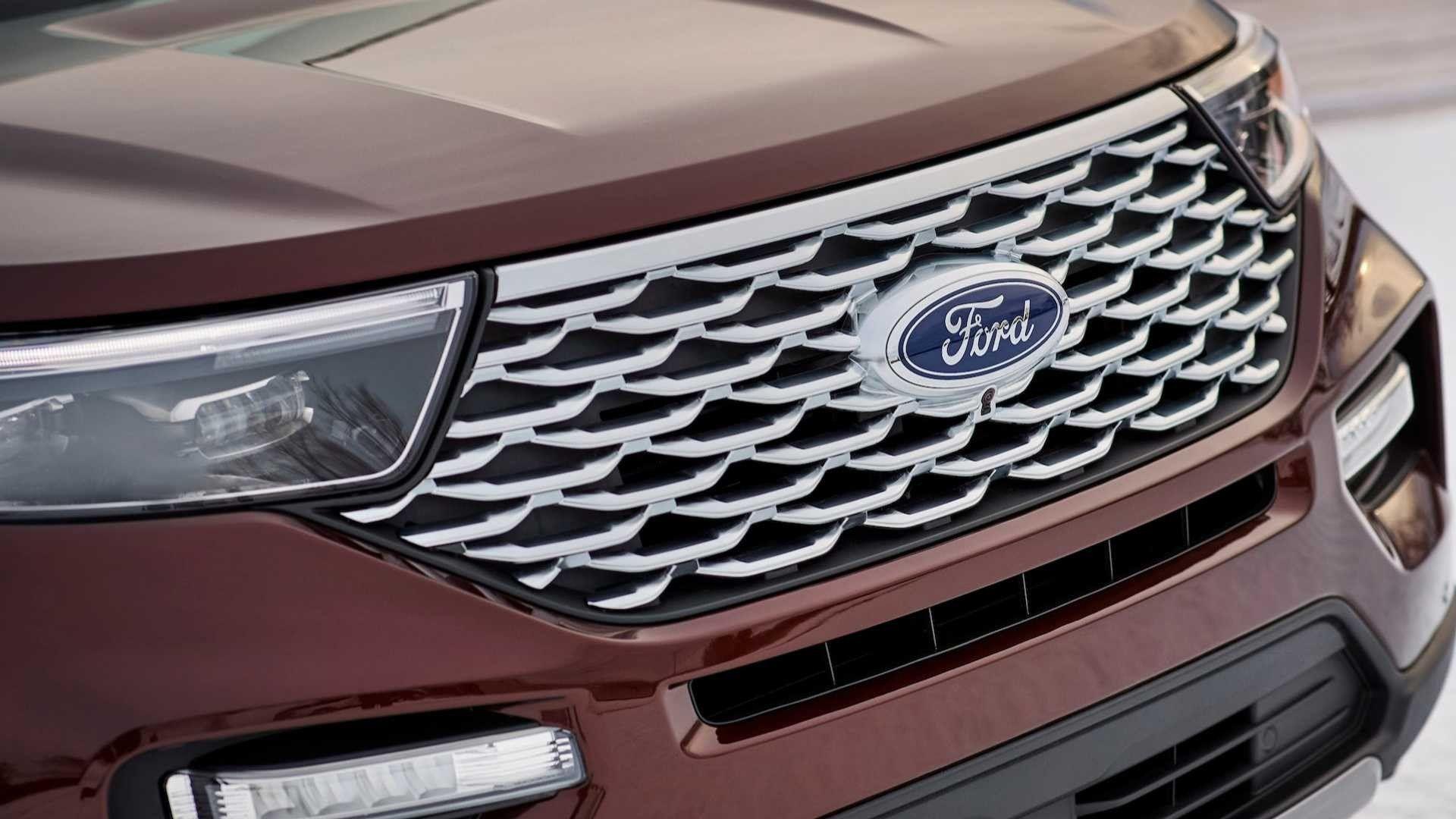 Ford Explorer 2020 lột xác hoàn toàn, giá từ 33.000 USD Ảnh 2