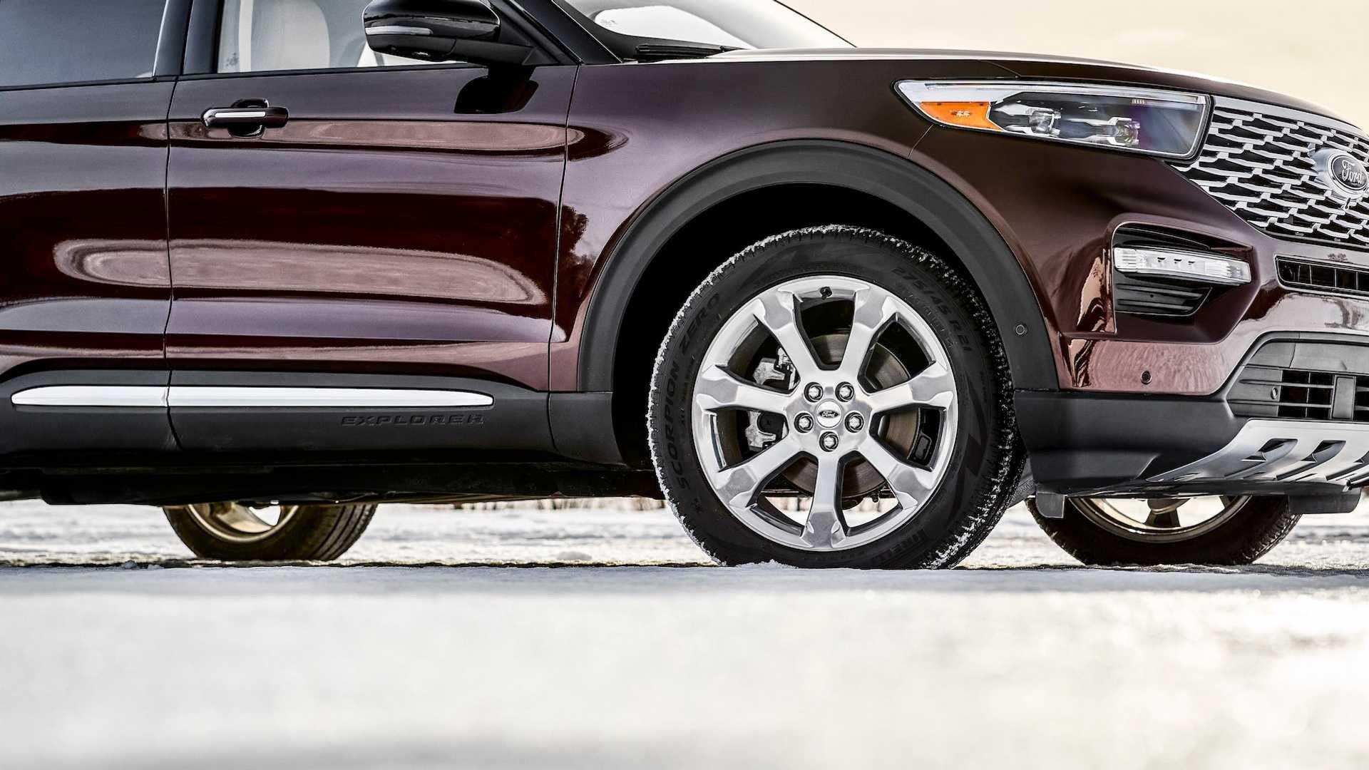 Ford Explorer 2020 lột xác hoàn toàn, giá từ 33.000 USD Ảnh 9