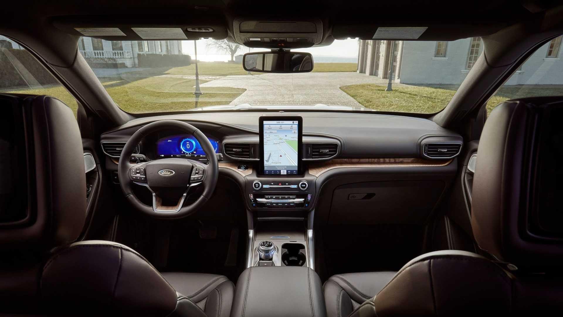 Ford Explorer 2020 lột xác hoàn toàn, giá từ 33.000 USD Ảnh 4