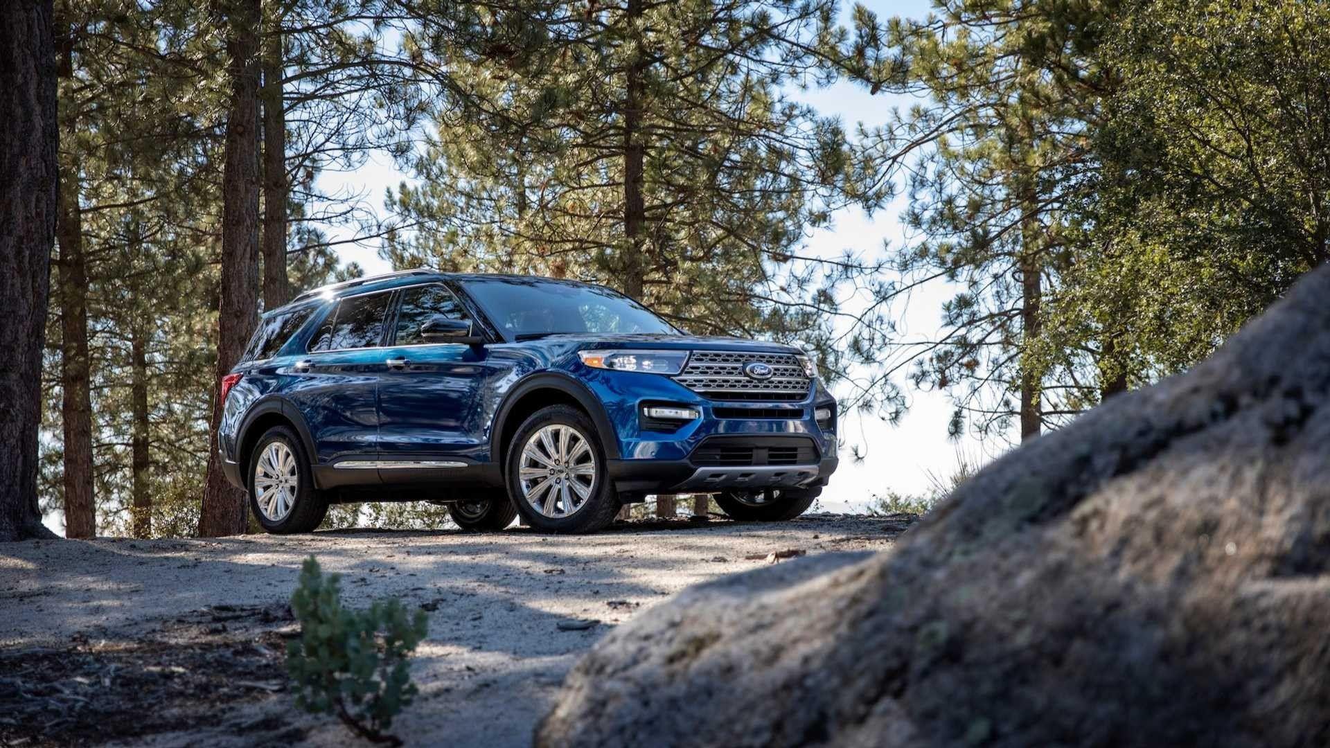 Ford Explorer 2020 lột xác hoàn toàn, giá từ 33.000 USD Ảnh 11