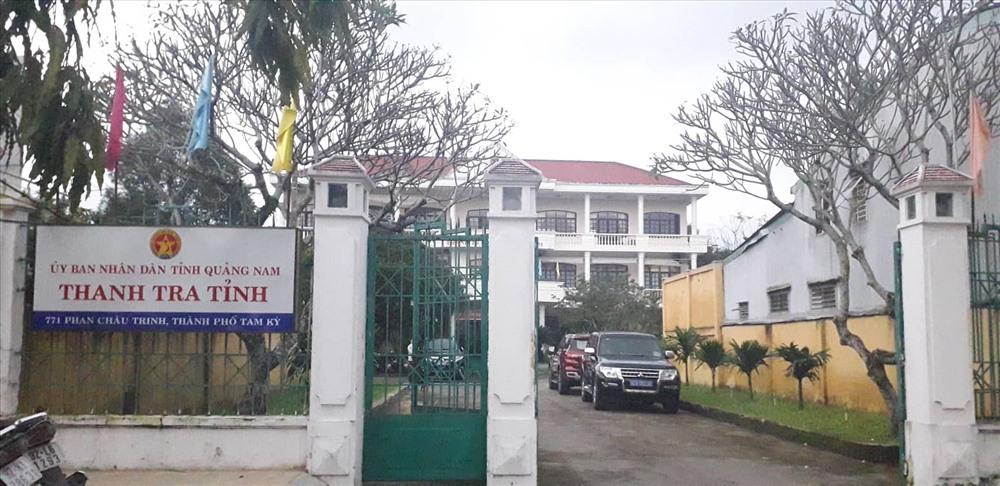Điều tra nguyên nhân cái chết của Phó Chánh Thanh tra tỉnh Quảng Nam Ảnh 1