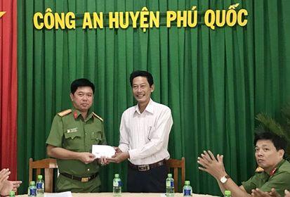 Bắt được thanh niên giết người phụ nữ nằm ở bìa rừng Phú Quốc Ảnh 2