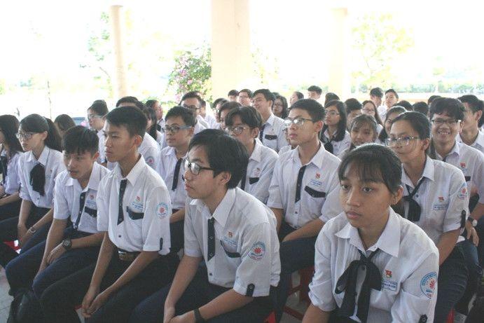 Cần Thơ: Khai mạc Kỳ thi chọn HS giỏi quốc gia THPT năm 2019 Ảnh 1