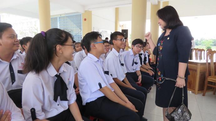 Cần Thơ: Khai mạc Kỳ thi chọn HS giỏi quốc gia THPT năm 2019 Ảnh 2
