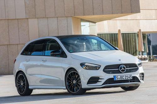 Top 10 xe Mercedes-Benz đáng mua nhất năm 2019 Ảnh 5