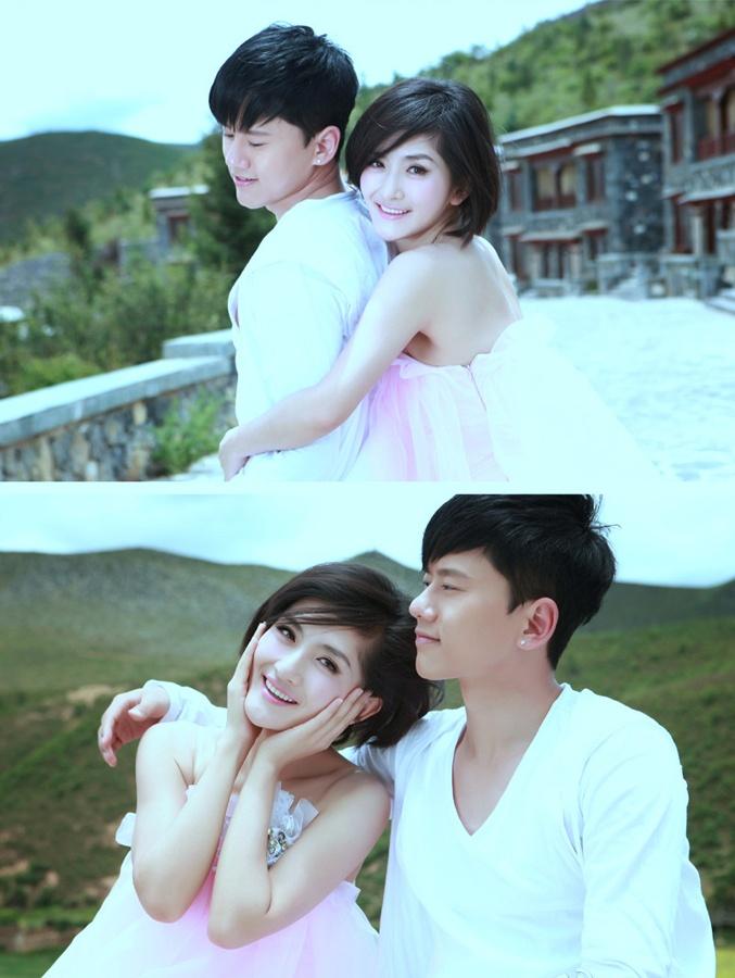 Mặc 'lời nguyền' 7 năm, Tạ Na - Trương Kiệt vẫn là cặp đôi hạnh phúc nhất Cbiz thời điểm hiện tại Ảnh 3