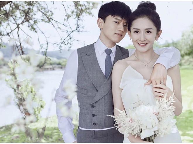 Mặc 'lời nguyền' 7 năm, Tạ Na - Trương Kiệt vẫn là cặp đôi hạnh phúc nhất Cbiz thời điểm hiện tại Ảnh 1