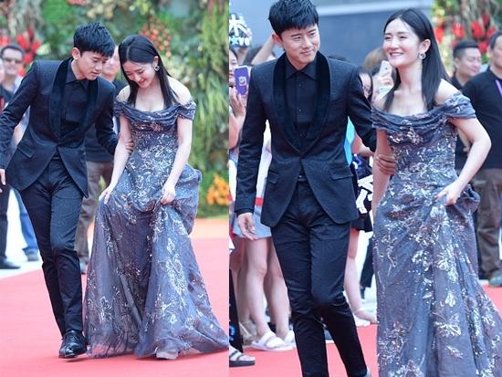 Mặc 'lời nguyền' 7 năm, Tạ Na - Trương Kiệt vẫn là cặp đôi hạnh phúc nhất Cbiz thời điểm hiện tại Ảnh 7