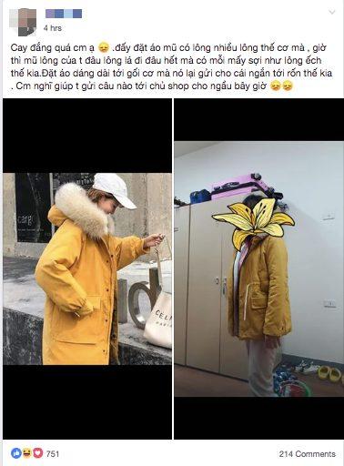 Thảm họa mua hàng online: Cô gái đắng lòng nhận áo khác xa hình trên mạng và 'cầu cứu' dân tình nên trả lời shop sao cho ngầu Ảnh 1