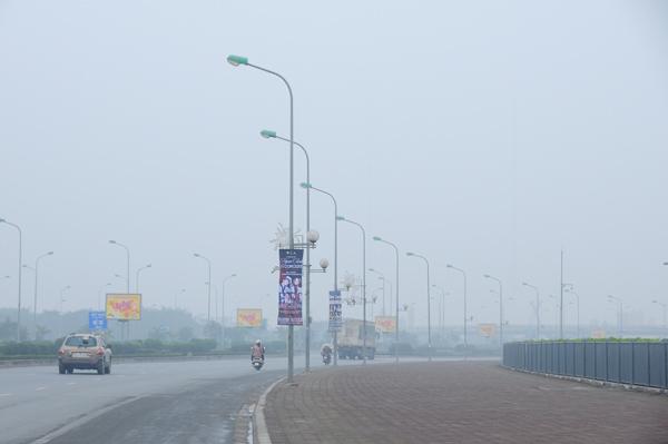 Hà Nội trong màn sương huyền ảo Ảnh 8