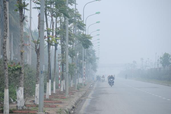 Hà Nội trong màn sương huyền ảo Ảnh 13