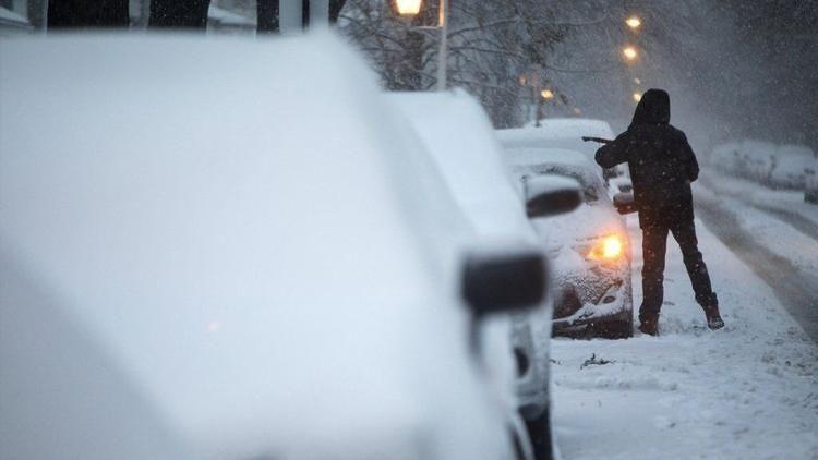 Bão tuyết ảnh hưởng đến cuộc sống của 20 triệu người Mỹ Ảnh 1