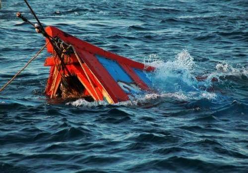 Tàu cá Khánh Hòa mất tích được phát hiện chìm trên biển Vũng Tàu Ảnh 1