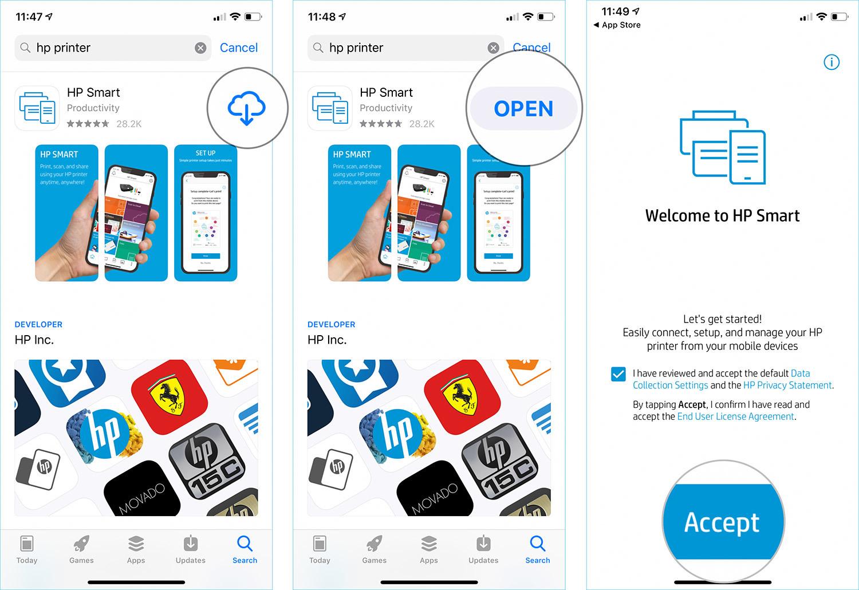Hướng dẫn in không dây từ iPhone và iPad Ảnh 7