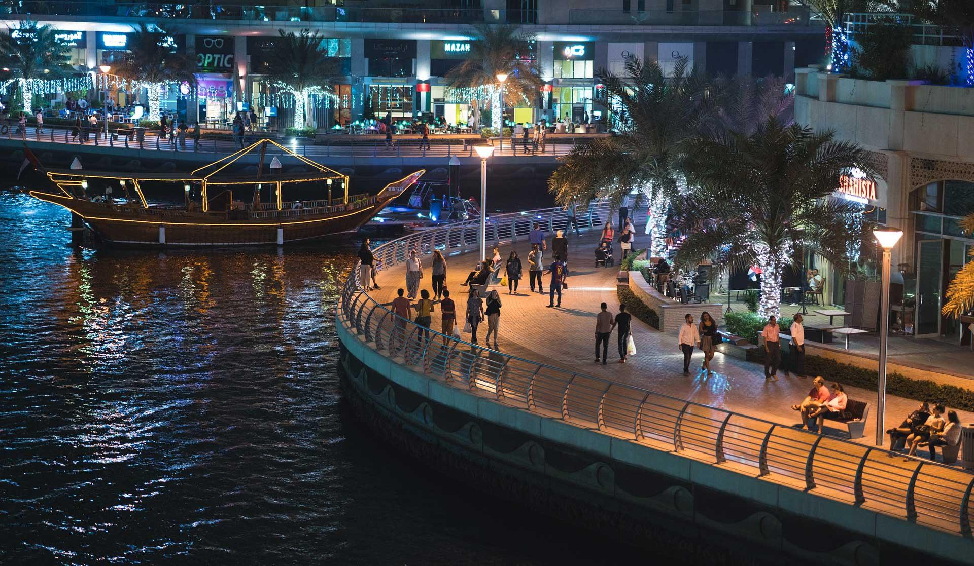 Đầu thế kỷ 20, Dubai được mệnh danh là gì? Ảnh 3