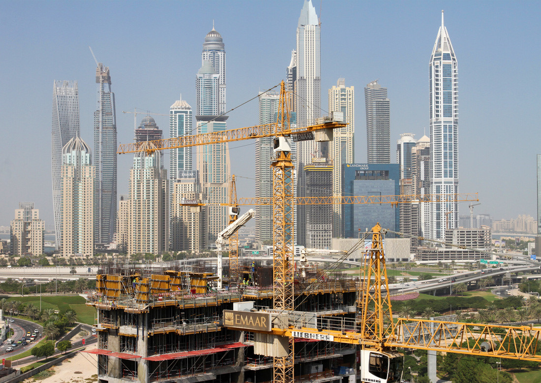 Đầu thế kỷ 20, Dubai được mệnh danh là gì? Ảnh 5