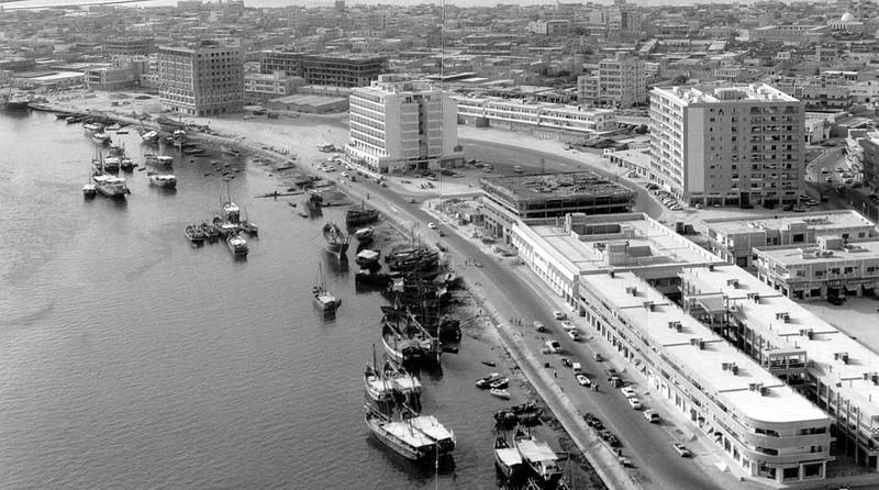 Đầu thế kỷ 20, Dubai được mệnh danh là gì? Ảnh 1
