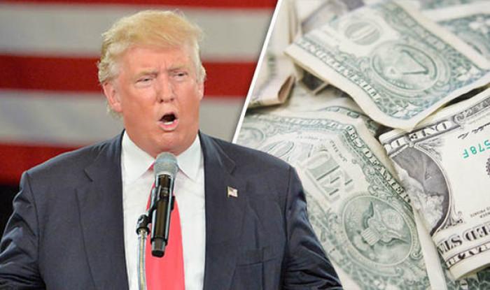 Ông Trump than 'thua lỗ' sau khi làm tổng thống Ảnh 1