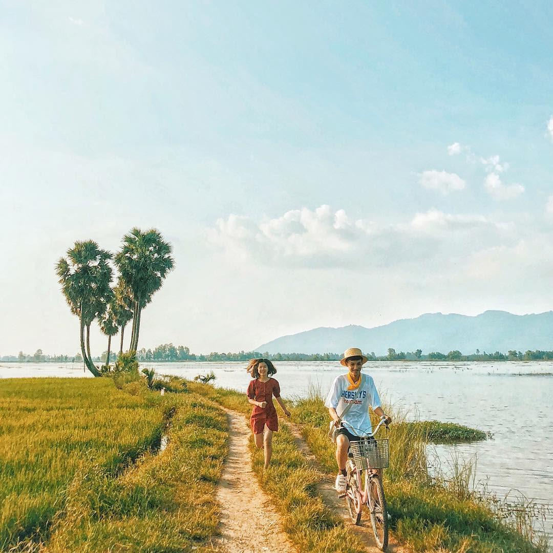 Đến An Giang dịp Tết, check-in 4 địa điểm đẹp mãn nhãn Ảnh 1