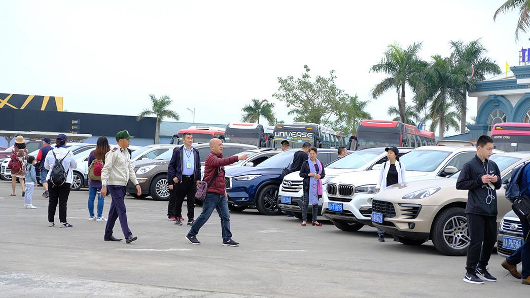 Hơn 4 vạn khách Trung Quốc đến Quảng Ninh dịp Tết Nguyên đán Ảnh 2