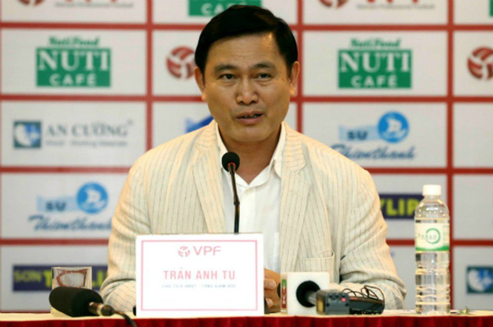 Bầu Tú bất ngờ rút lui, ghế Trưởng giải V-League có người mới Ảnh 1