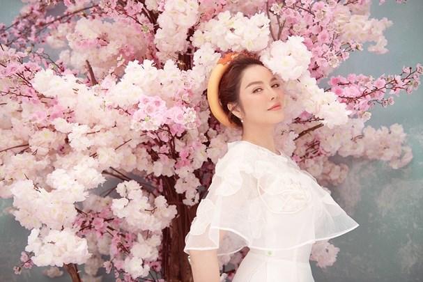 Lý Nhã Kỳ đẹp ngọt ngào trong bộ ảnh mừng Xuân Ảnh 7