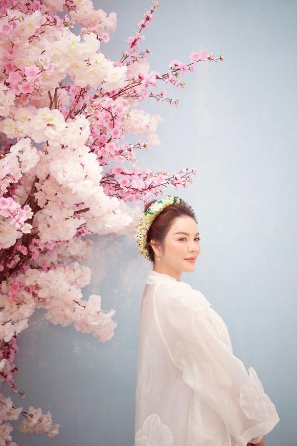 Lý Nhã Kỳ đẹp ngọt ngào trong bộ ảnh mừng Xuân Ảnh 9