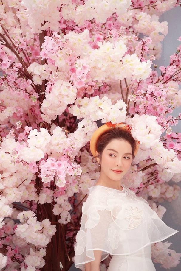 Lý Nhã Kỳ đẹp ngọt ngào trong bộ ảnh mừng Xuân Ảnh 6